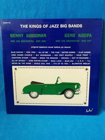 Benny Goodman (1937 1939) Gene Krupa (2 PLAK)