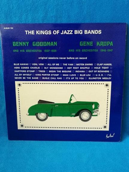 Benny Goodman (1937-1939)-Gene Krupa Two LP