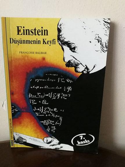 Einstein Düşünmenin Keşfi