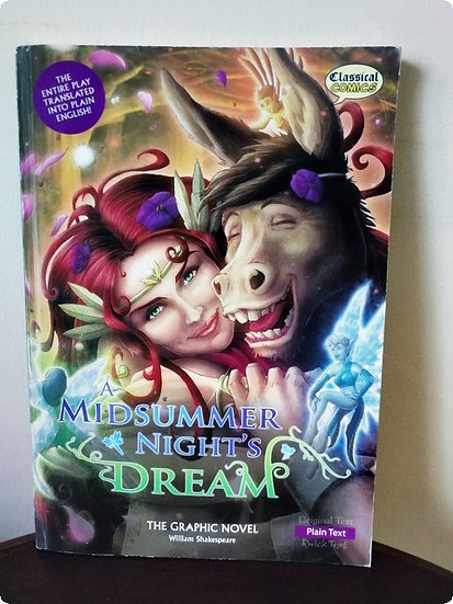 A Midsummer Night's Dream: The Graphic Novel