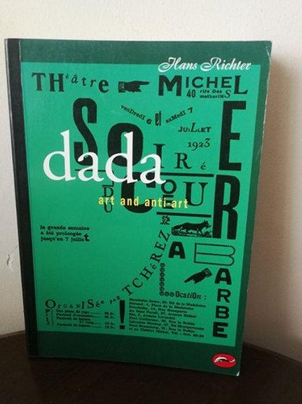 Dada art and anti-art
