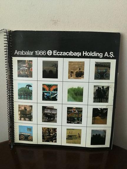 Arabalar 1986: Eczacıbaşı Holding A.Ş.