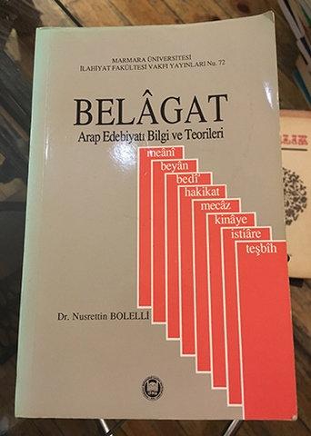 Belagat - Arap Edebiyatı Bilgi ve Teorileri