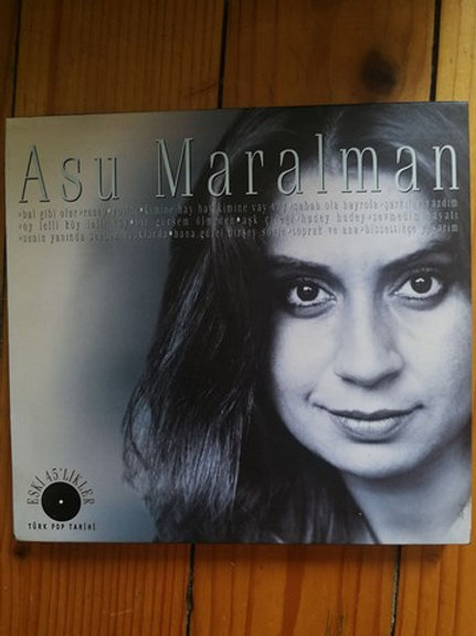 Asu Maralman-Eski  45'likler-CD