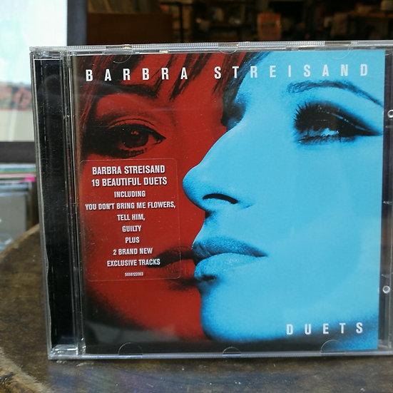 Barbara Streisand Duets CD