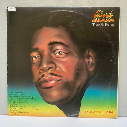 Brook Benton That old Feeling-Plak- LP