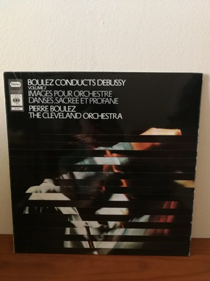 Boulez Conducts Debussy Volume 2