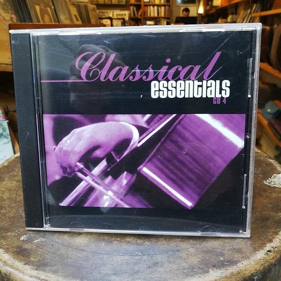 Classical Essenttials CD 4 CD