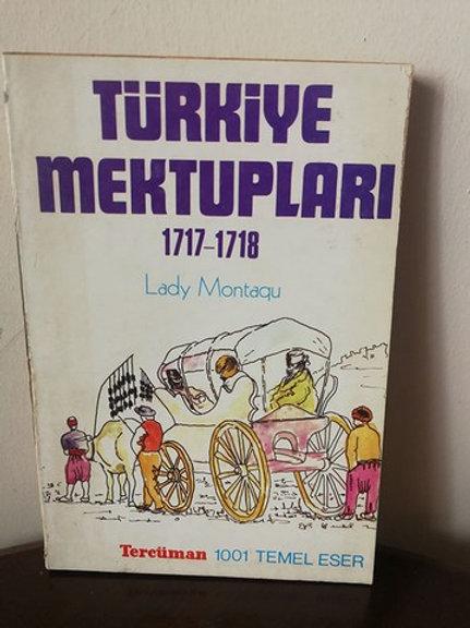 Türkiye mektupları 1717-1718
