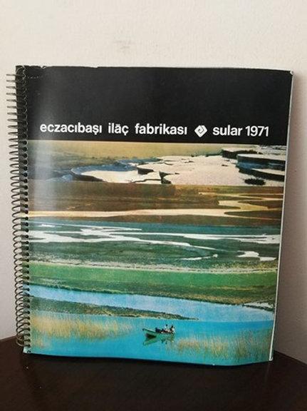 Eczacıbaşı İlaç Fabrikası : Sular 1971