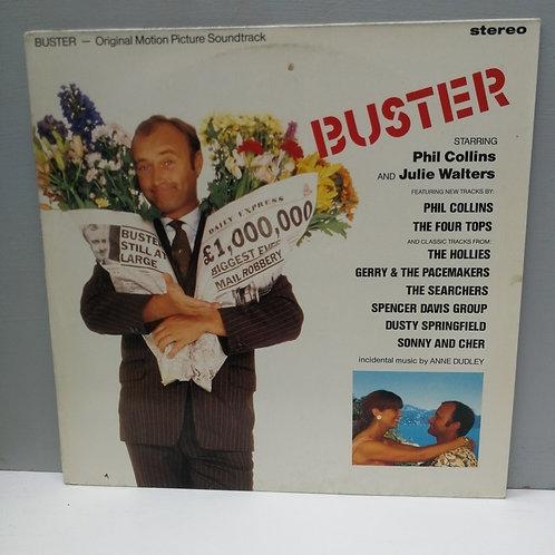 Buster (Original Motion Picture Soundtrack) Plak-LP