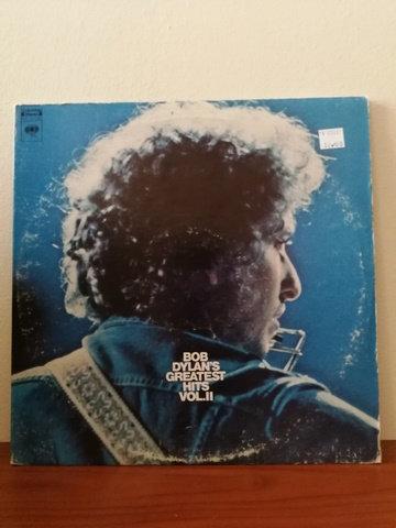 Bob Dylan Bob Dylan's Greatest Hits Vol .II (2 PLAK)