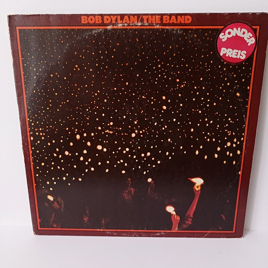 Bob Dylan The Band  (2 Plak)