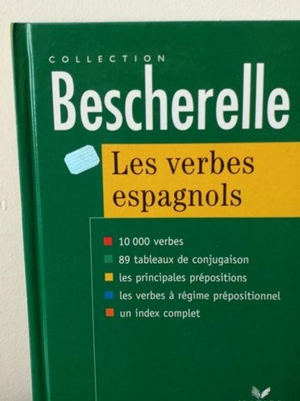 Collection Bescherelle: Les Verbes Espagnols