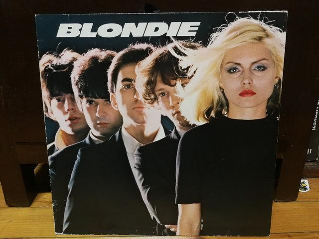 Blondie Blondie LP Plak