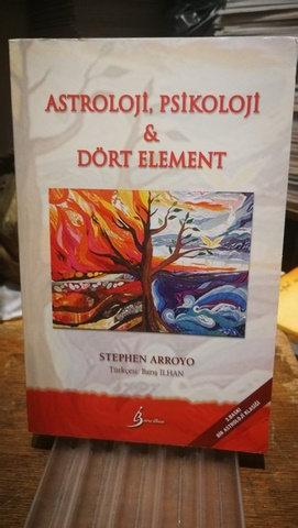 Astroloji psikoloji & dört element