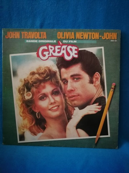 Grease- The Original Soundtrack 2 Plak