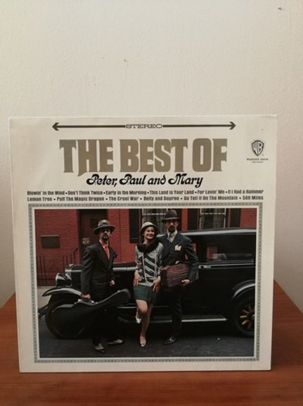 The Best of Peter, Paul and Mary