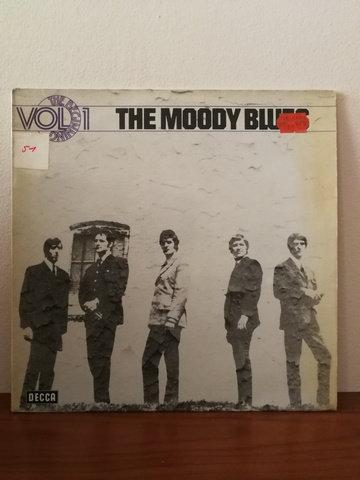 The Moody Blues The Beginning Vol.1 LP Plak