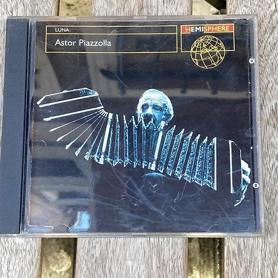Astor Piazzolla Luna CD