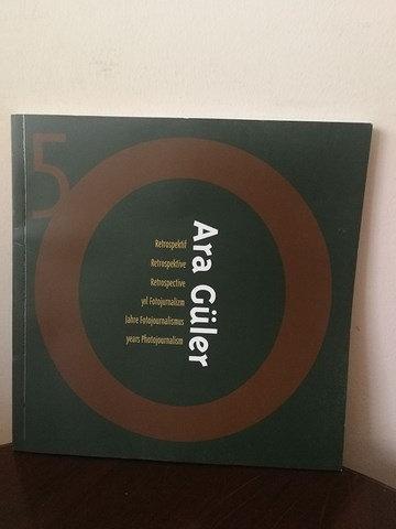 Ara Güler Retropesfik Pertospektive Retrospective