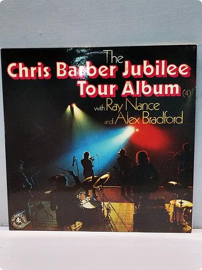Chris Barber The Chris Barber Jubilee Tour Album ( 2 Plak Double LP)