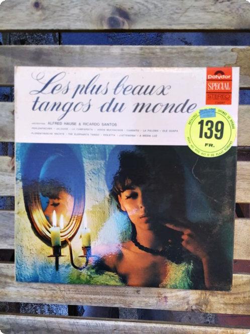 Les Plus Beaux Tangos du Monde- Plak- LP