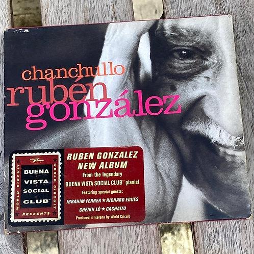 Chanchullo Ruben Gonzalez CD