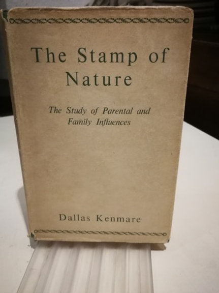 The stamp of nature \ The study of parental and family influences