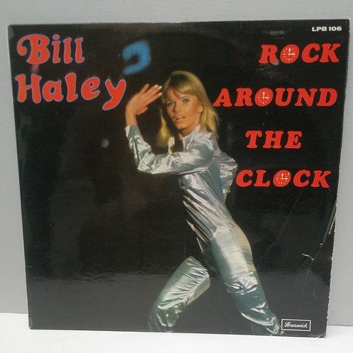 Bill Haley- Rock Around The Clock Plak-LP