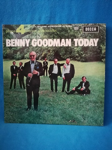 Benny Goodman Today (2 PLAK)