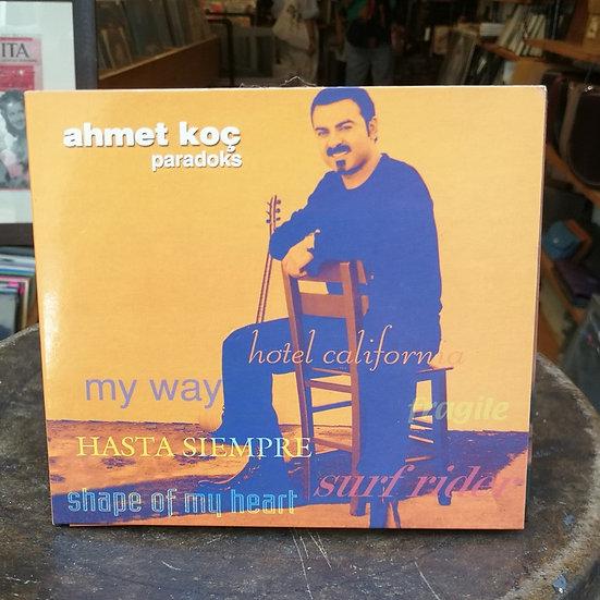 Ahmet Koç Paradoks CD