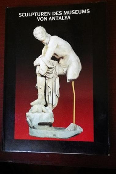 sculpturen des Museums von Antalya