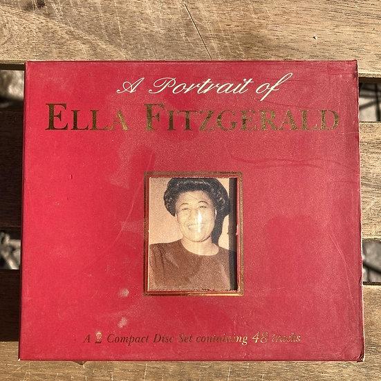 A Portrait of Ella Fitzgerald (2 CD)