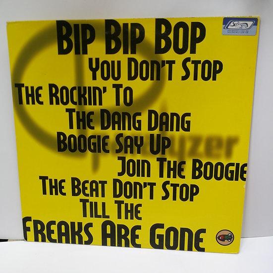 Bib Bib Bob Freaks Are Gone LP Plak