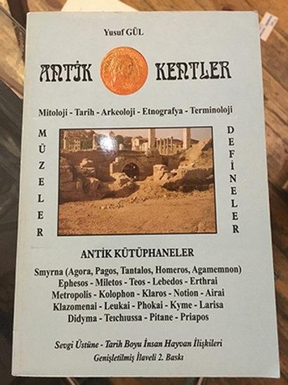 ANTİK KENTLER