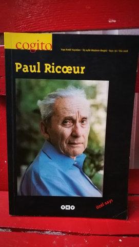 Cogito \ Paul Ricoeur Sayı: 56-Güz 2008