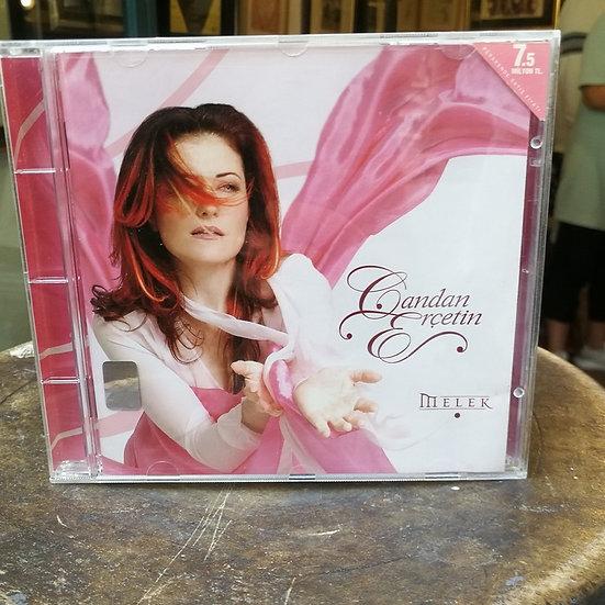 Candan Erçetin Melek CD