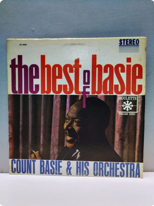 Count Basie and His Orchestra- The Best of Basie-Plak-LP