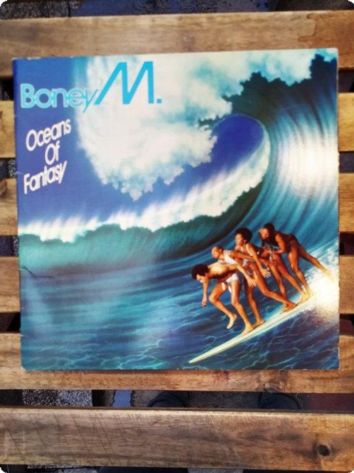 Boney M. : Oceans of Fantasy- Plak- LP
