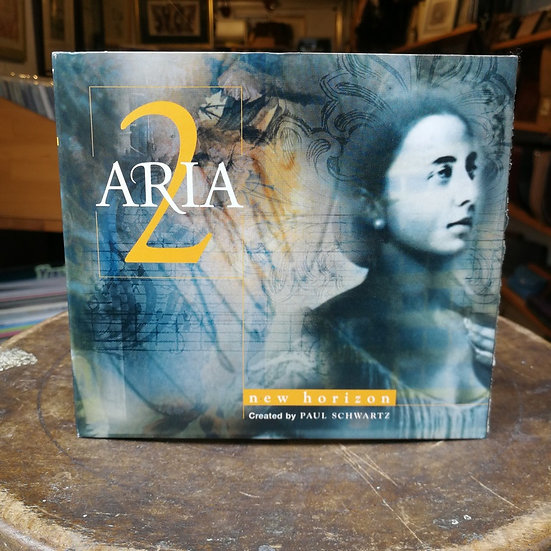 Aria 2 New Horizon CD