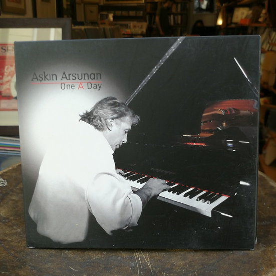 Aşkın Arsunan One a day CD