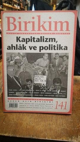 Birikim Aylık Sosyalist Kültür Dergisi Sayı: 141