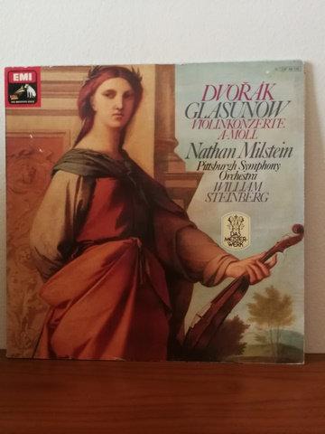 Antonin Dvorak Alexandre Glasunow LP Plak