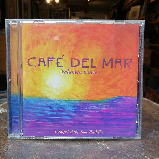 Cafe del Mar Compiled by Jose Padilla CD