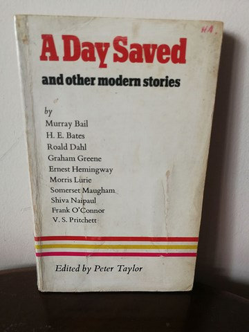 A Day Saved and other modern stories