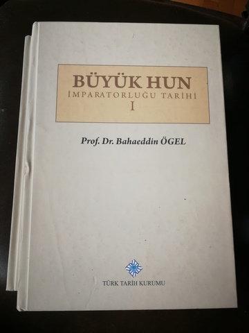 Büyük Hun İmparatorluğu Tarihi 1 ve 2