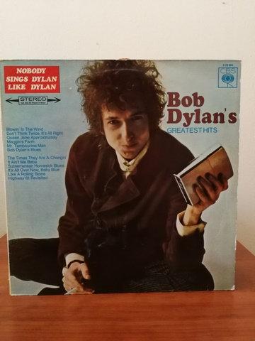 Bob Dylan's Greatest Hits LP Plak