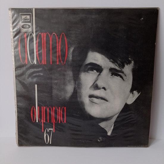 Adamo olympia 67 LP Plak