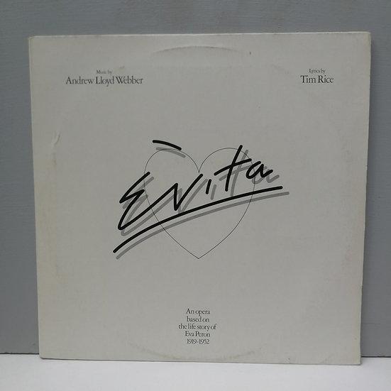 Andrew Lloyd Webber And Tim Rice ?– Evita (2 LP)